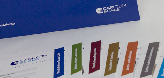CARLTON SCALE SALES KIT<br/>—